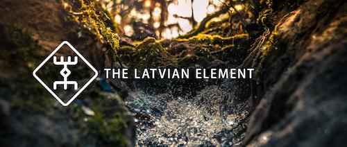 The Latvian Element logo